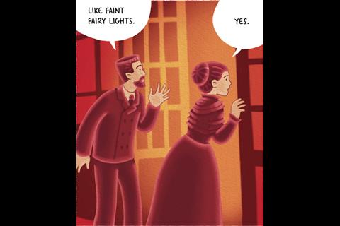 IYPT Comic – Radium part 2 – Frame 11